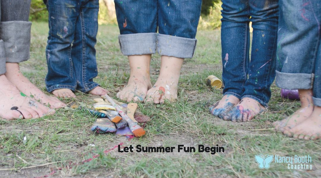 Let Summer Fun Begin!
