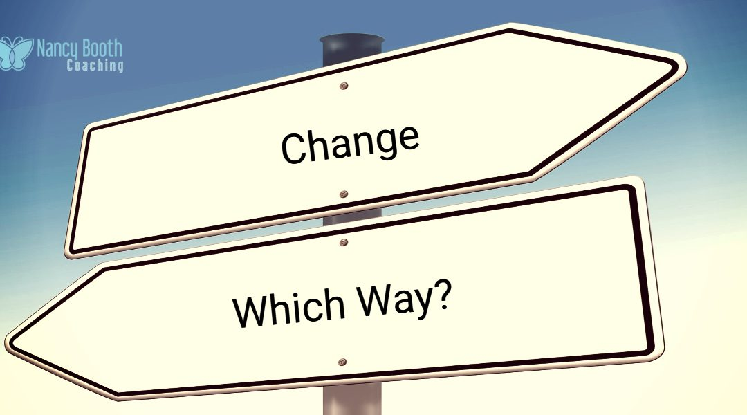 Embrace Change!