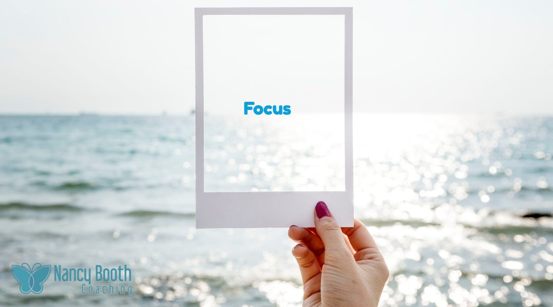 Focus Can Put You In a Time Warp